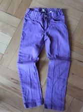 Elastické kalhoty skinny, h&m,128