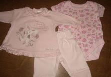 Oblečení na holčičku  newborn , next,50