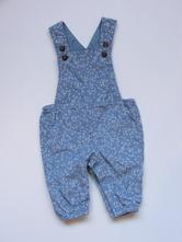L128 podšité kalhoty s laclem vel. 62, marks & spencer,62