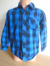 Kostkovaná košile vel.116/2541, 116