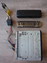 Autorádio + cd přehrávač pioneer.,