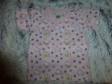 Tričko s myškama 80-92, tiny ted,86
