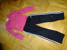 Sportovní tepláková souprava adidas, 140vel., adidas,140