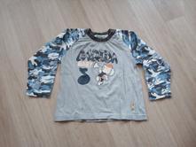 Maskáčové tričko, frog,98