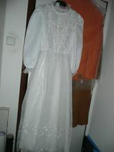 Šaty družička svatba anděl vel 146, 146