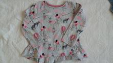 Bavlněné tričko, f&f,110