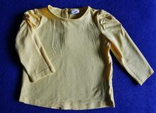 Nenošené tričenko, h&m,74