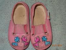 Dívčí boty kočičky, 22