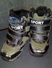 Zimní boty, 25