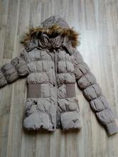 Zimní prošívaná bunda, m