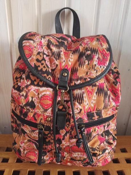 Batoh sportovní taška vzory,