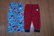 Pyžamové kalhoty nebo tepláčky pro kluky, primark,98