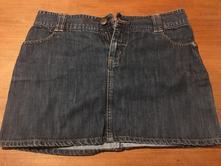 Džínová sukně h&m, h&m,40