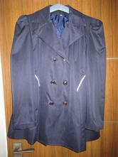 Jarní/podzimní kabát, l