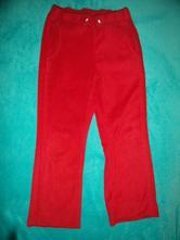 Kalhoty flaušový, 128
