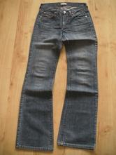 Hezké džíny c&a vel. 36 (waist 26), c&a,36