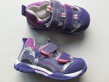Dětské sandálky   Fialová - Dětský bazar  9a34ea06ab