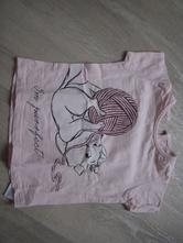 P627 tričko s kočičkou, disney,74