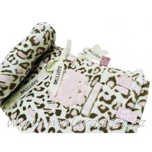 Dívčí deka babytown, gepard, dek-0008-01,