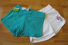 Bavlněné šortky vel 116, c&a,116