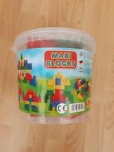 Plastové kostky maxi blocks,