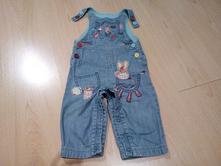 Dětské kalhoty (lacláče), next,74