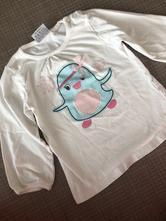 Bavlněné tričko, topolino,98