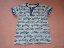 Chlapecké tričko s autíčky, pepco,128