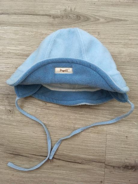 Teplý klobouk, čepice, pupill,74