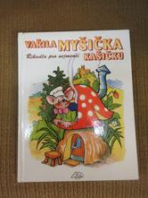 D235     kniha vařila myšička kašičku,