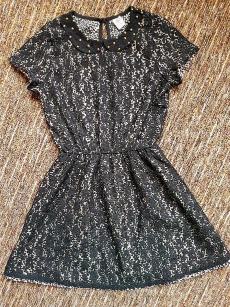 Krajkové šaty, reserved,140