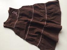 Dívčí šaty č.284, 104