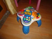 Interaktivní stolek,