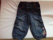 Riflove kalhoty, c&a,86