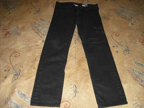 Kalhoty, h&m,152
