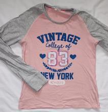 C190. tričko dívčí 9-10 let, marks & spencer,140