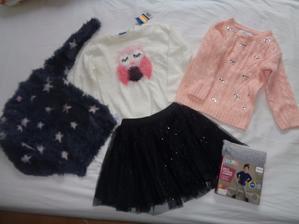 U nás děti milují i měkké dárky :) pro naši princeznu