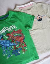 2x triko s krátkým rukávem, mothercare,122