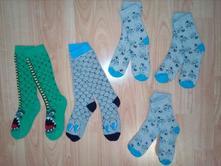 7eba32f1e60 Set teplé zimní podkolenky a ponožky