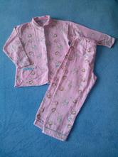 Flanelové pyžamo víly, primark,116