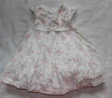 Ar163. něžné šaty s králíčky 0-3 měs., mothercare,62