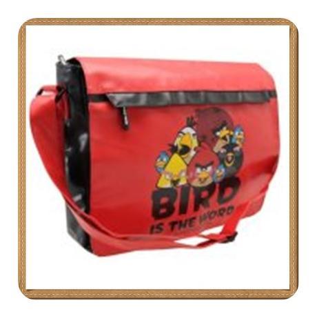 Taška přes rameno messenger angry birds maxi,