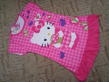 Letní šatičky (pyžamo) motiv hello kitty č.4, 98 / 104 / 110