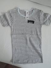 Tričko s visačkou proužkaté, 98