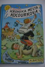 "Prodám knihu ""kronika města kocourkova""(o. sekora),"