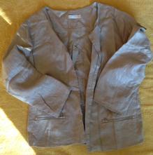 Dámský lehký kabátek / sáčko vel 38, promod,38