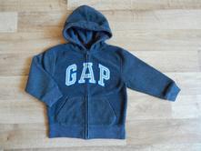 Teplá fleece mikina gap - kids, gap,110