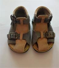 Kožené sandále pro první krůčky, santé,20