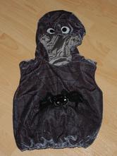 Karnevalový kostým maska sametový pavouček 1-3roky,