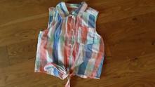 Slabá košile, h&m,158